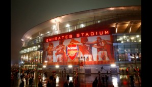 FC ARSENAL - BORUSSIA DORTMUND 2:0: Es war angerichtet im Emirates Stadium