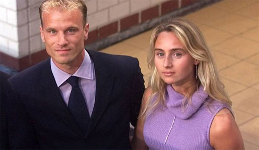 Bergkamp wedding
