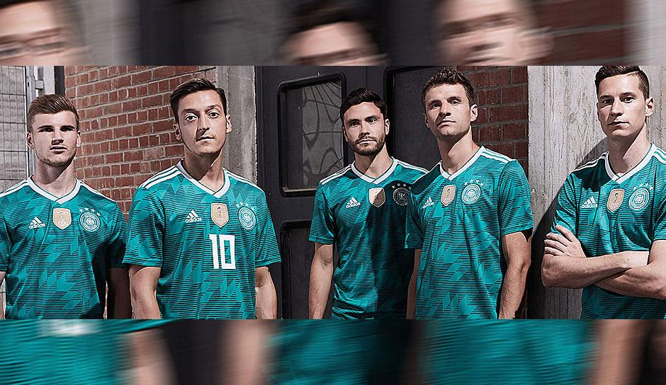 adidas deutschland trikot 2018 grün