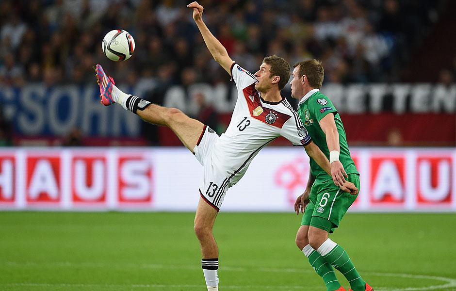 Em Qualifikation Deutschland Irland