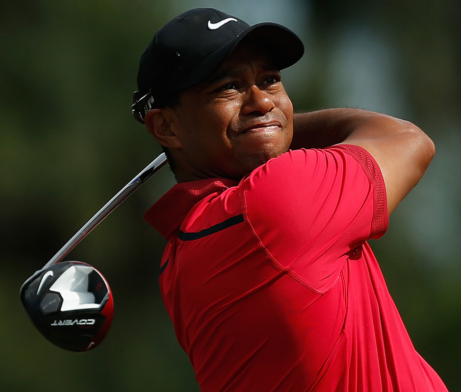 Platz 6: Tiger Woods, 49,3 Millionen Euro (Golf)