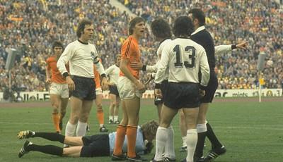 1974 Fußball wm Finale Wm-finale 1974 in München Das