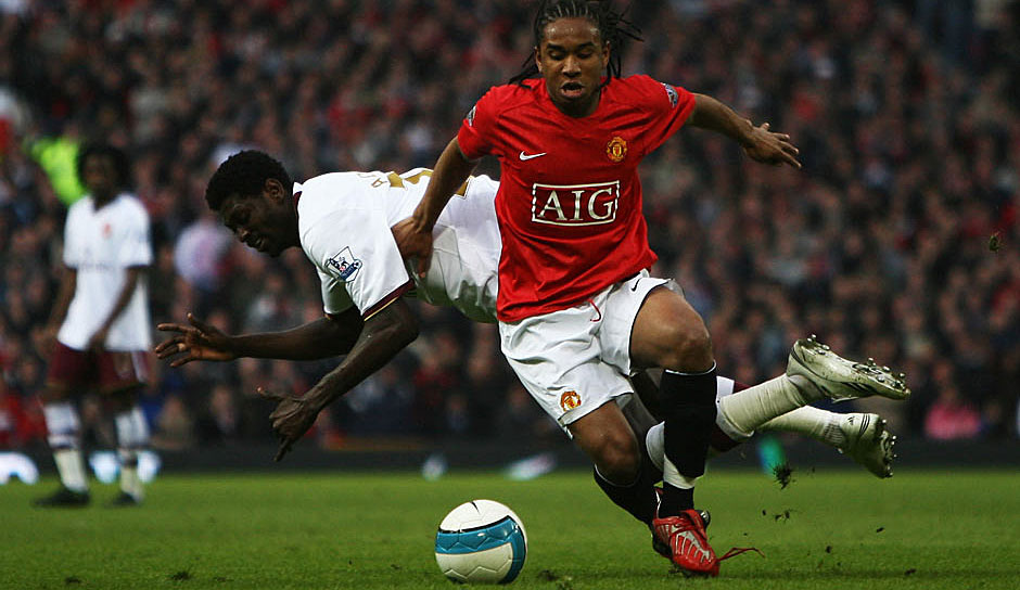 2008: Anderson (Manchester United)