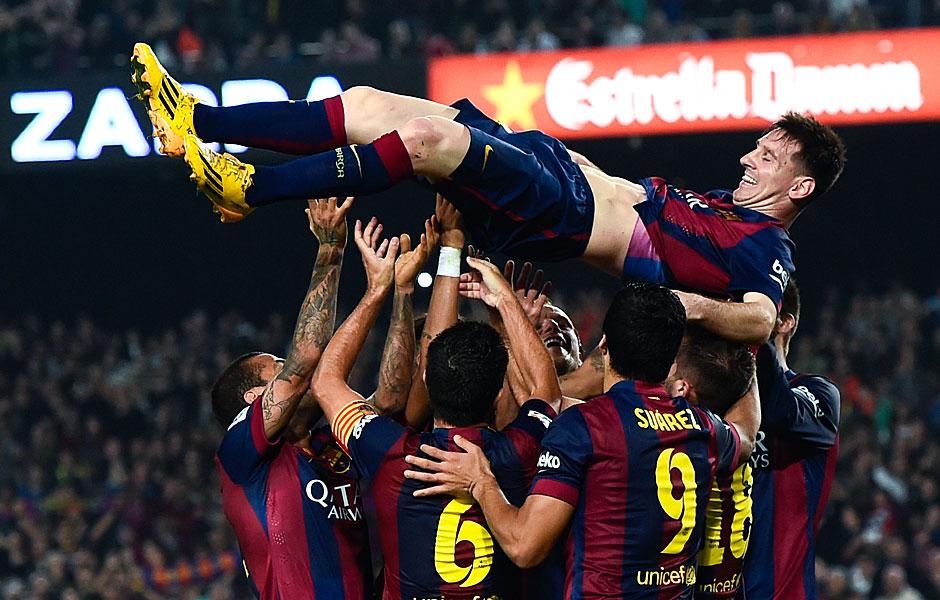 Messi Rekorde