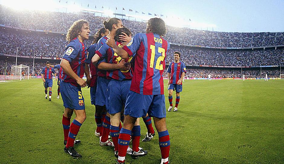 Heute Vor 15 Jahren Gab Lionel Messi Sein Profidebüt Vom Floh Zum