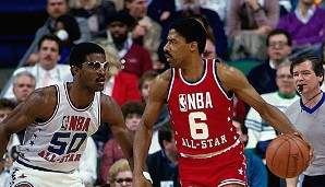 1985: Ralph Sampson (Houston Rockets)