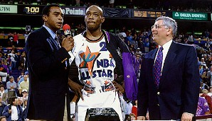 1995: Mitch Richmond (Sacramento Kings)