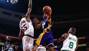 2002: Kobe Bryant (Los Angeles Lakers)