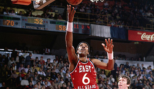 1983: Julius Erving (Philadelphia Sixers)
