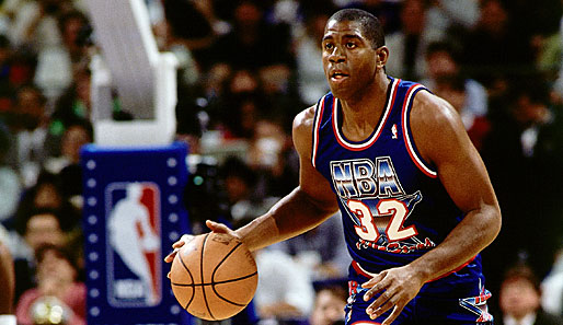 1992: Earvin Johnson (Los Angeles Lakers)