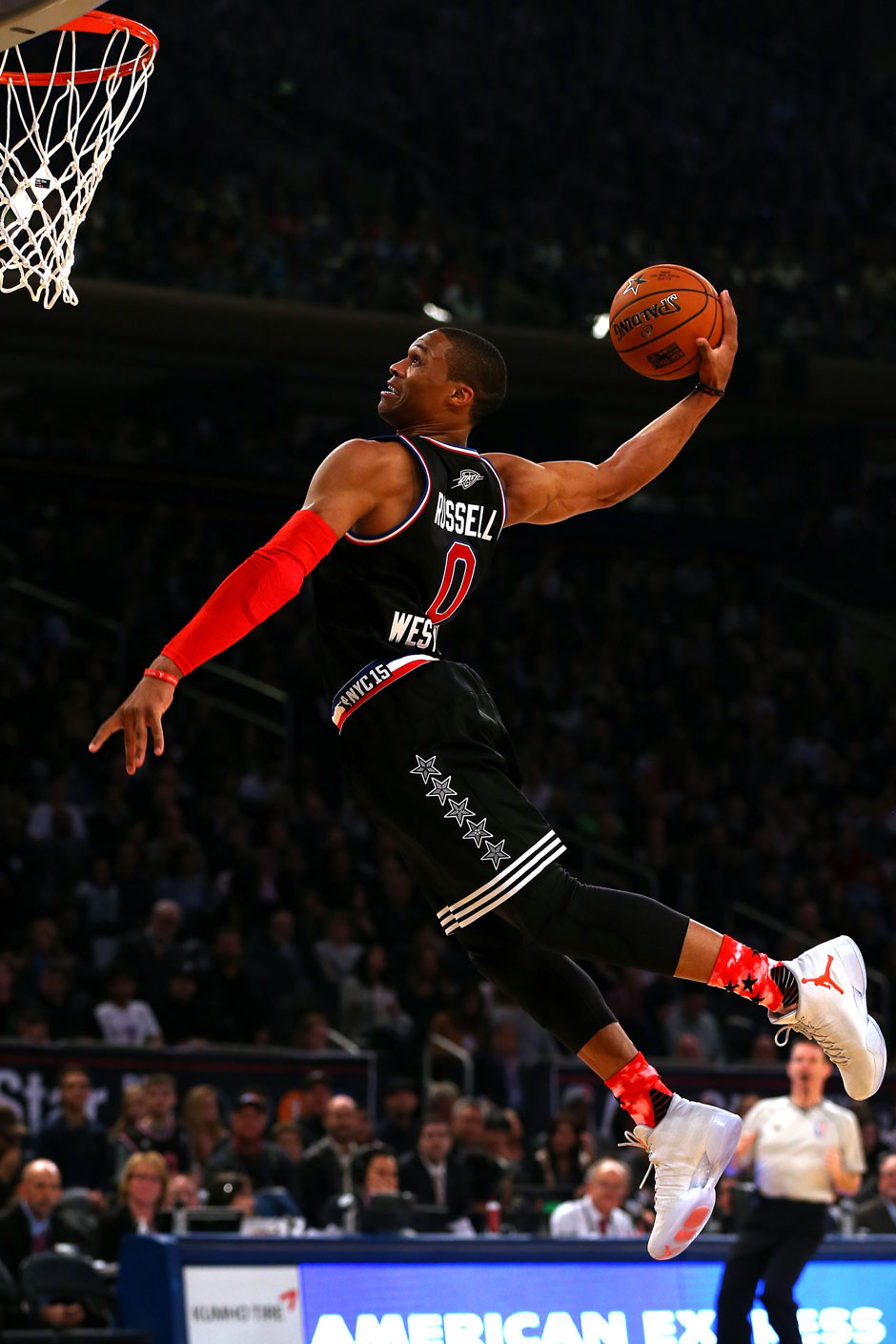 2015: Russell Westbrook (Oklahoma City Thunder)