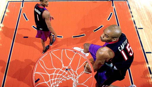 2000 in Oakland: Vince Carter (Toronto Raptors)