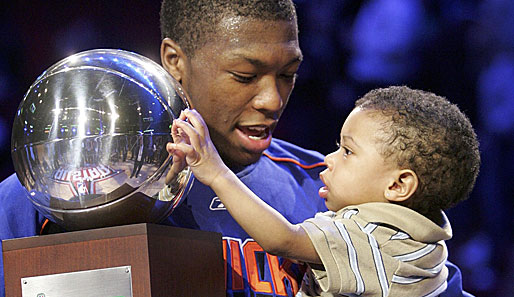 2006 in Houston: Nate Robinson (New York Knicks)