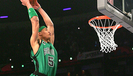 2007 in Las Vegas: Gerald Green (Boston Celtics)