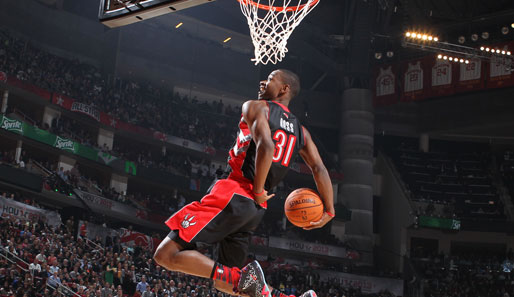 2013 in Houston: Terrence Ross (Toronto Raptors)