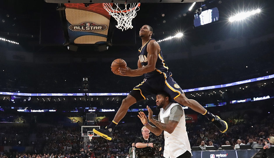 2017 in New Orleans: Glenn Robinson III (Indiana Pacers)