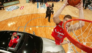 2011 in Los Angeles: Blake Griffin (L.A. Clippers)