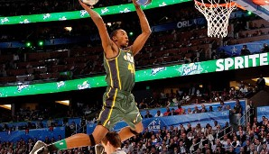 2012 in Orlando: Jeremy Evans (Utah Jazz)