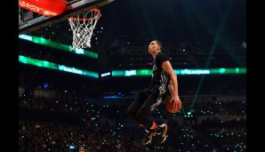 2015 in New York City und 2016 in Toronto: Zach LaVine (Minnesota Timberwolves)