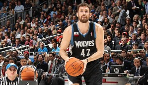 2012 in Orlando: Kevin Love (Minnesota Timberwolves), 17 Punkte im Finale