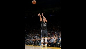 Stephen Curry (Golden State Warriors, 2. Teilnahme)