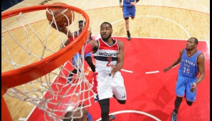 John Wall (Washington Wizards, 2. Teilnahme)