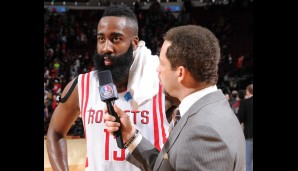 James Harden (Houston Rockets, 3. Teilnahme)