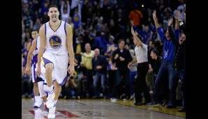 Klay Thompson (Golden State Warriors, 1. Teilnahme)