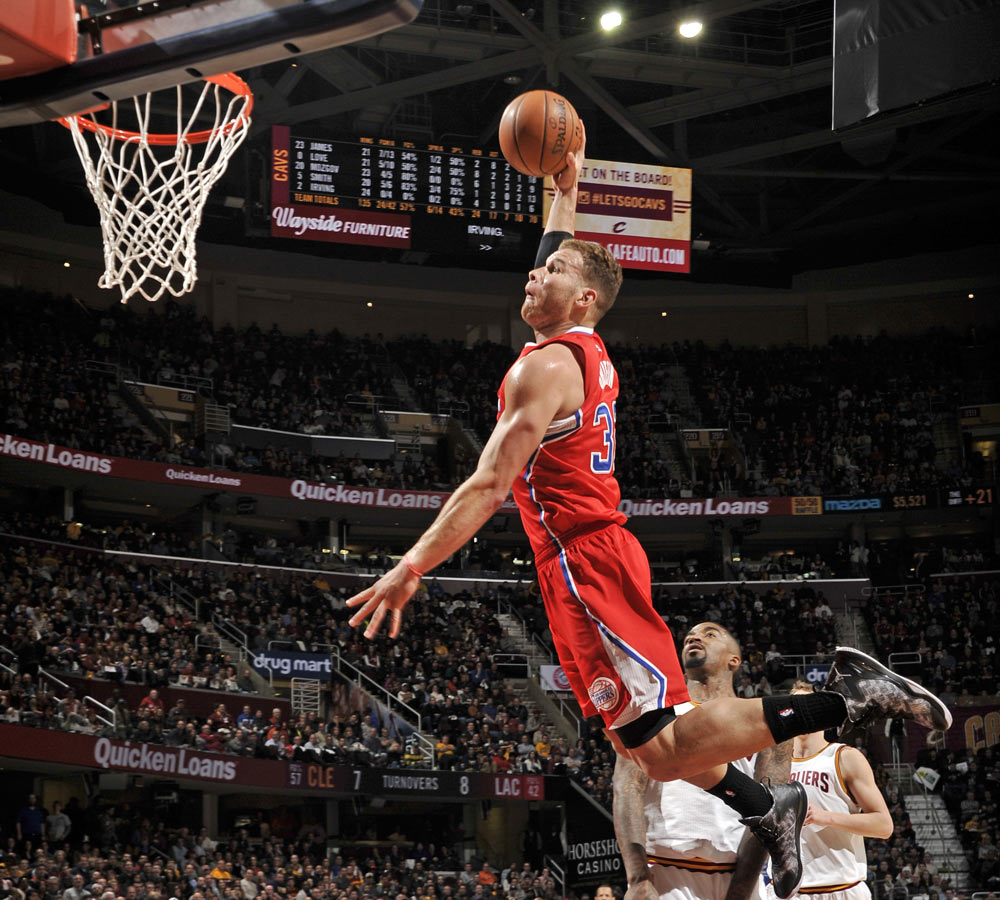 Blake Griffin (Los Angeles Clippers, 5. Teilnahme)
