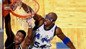 Platz 23: Horace Grant - 173 Blocks in 170 Spielen - Chicago Bulls, Orlando Magic, Seattle Supersonice, Los Angeles Lakers