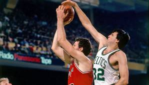 Platz 8: Kevin McHale - 281 Blocks in 169 Spielen - Boston Celtics