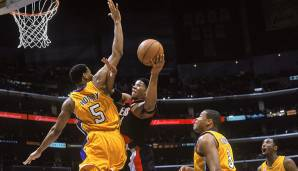 Platz 13: Robert Horry - 225 Blocks in 244 Spielen - Houston Rockets, Los Angeles Lakers, San Antonio Spurs