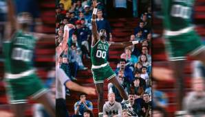 Platz 6: Robert Parish - 309 Punkte in 184 Spielen - Golden State Warriors, Boston Celtics, Charlotte Hornets, Chicago Bulls