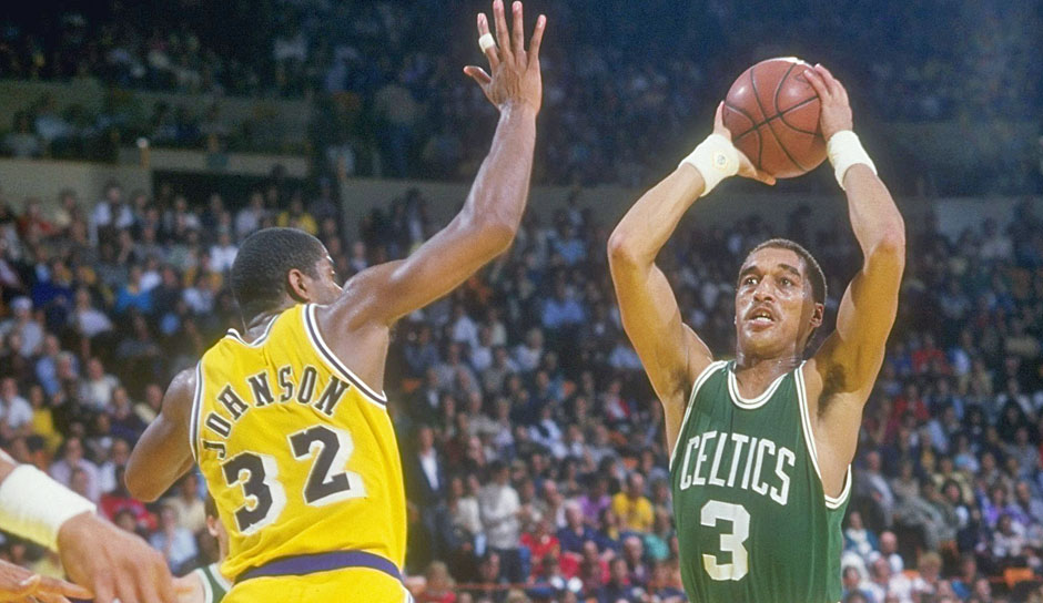 PLATZ 20: Dennis Johnson - 676 Punkte - Seattle Supersonics, Boston Celtics