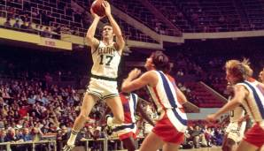 PLATZ 11: John Havlicek - 3.776 Punkte in 172 Spielen - Boston Celtics