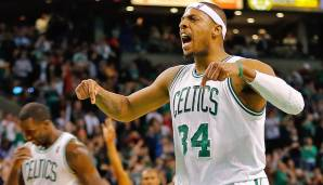 PLATZ 20: Paul Pierce - 3.159 Punkte in 163 Spielen - Boston Celtics, Brooklyn Nets, Washington Wizards, Los Angeles Clippers (Stand 2. Mai 2016)