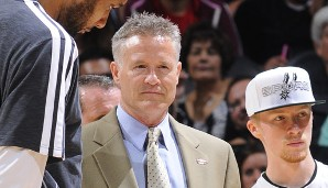 Brett Brown (Philadelphia 76ers, seit August 2013)