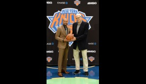 Derek Fisher (New York Knicks, seit 10. Juni 2014)