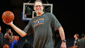 Kurt Rambis (New York Knicks, interimsweise seit 9. Februar 2016)