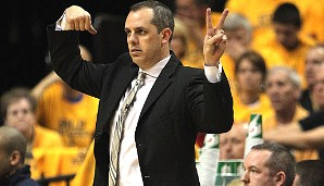 Frank Vogel (Indiana Pacers, seit 2011)