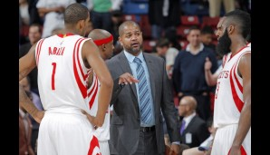 J.B. Bickerstaff (Houston Rockets, seit November 2015), Trainersuche läuft