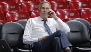 Mike D'Antoni (Houston Rockets, ab Juli 2016)