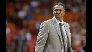 Sam Mitchell (Minnesota Timberwolves, seit 11. September 2015)