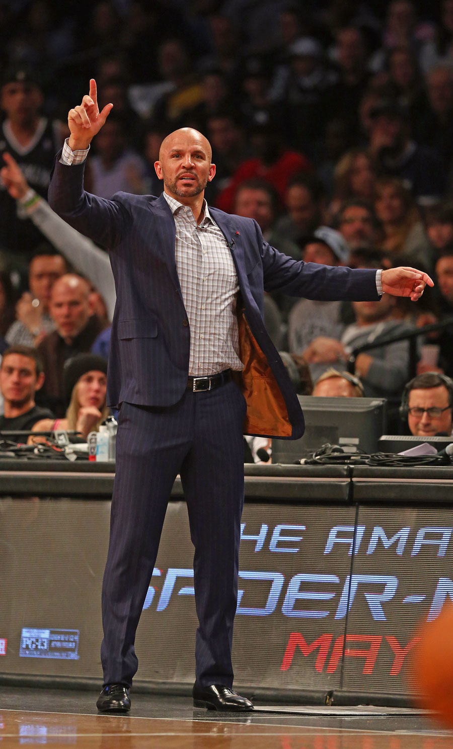 Jason Kidd (Milwaukee Bucks, seit Juli 2014)