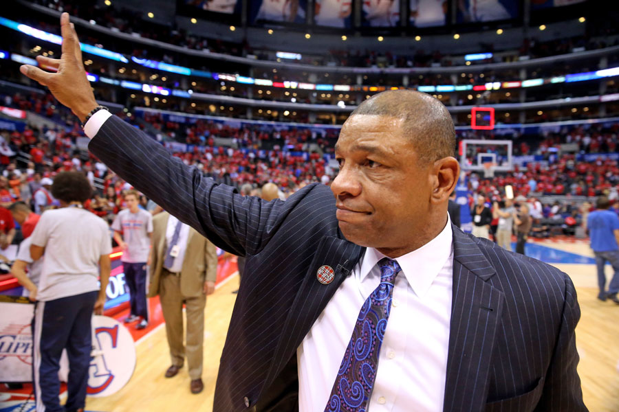 Doc Rivers (L.A. Clippers, seit Juni 2013)
