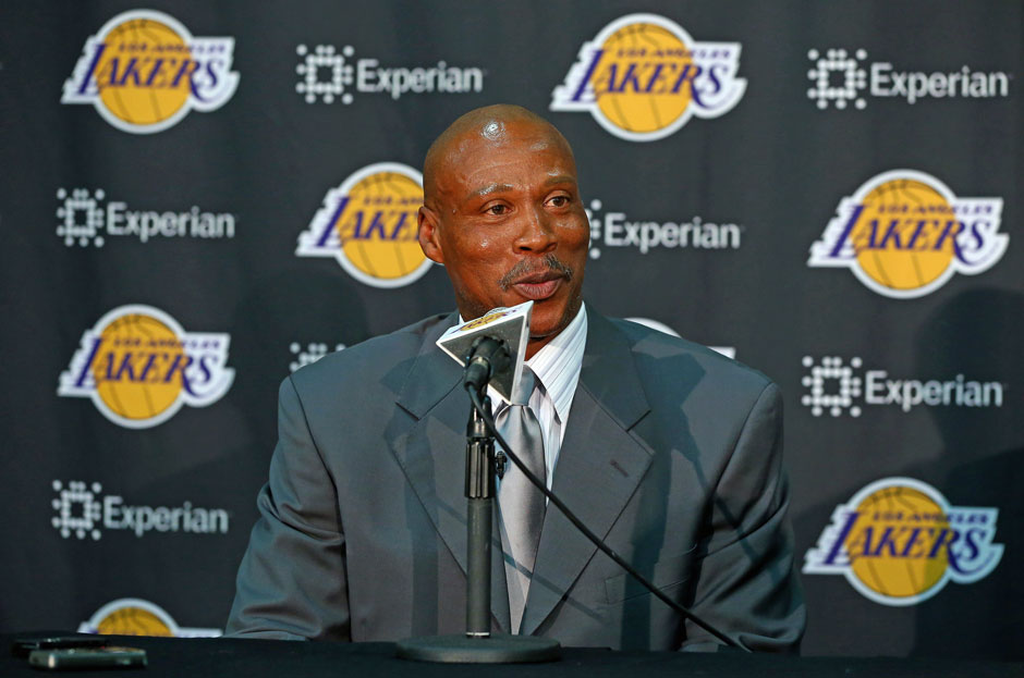 Byron Scott (L.A. Lakers, seit 28. Juli 2014)