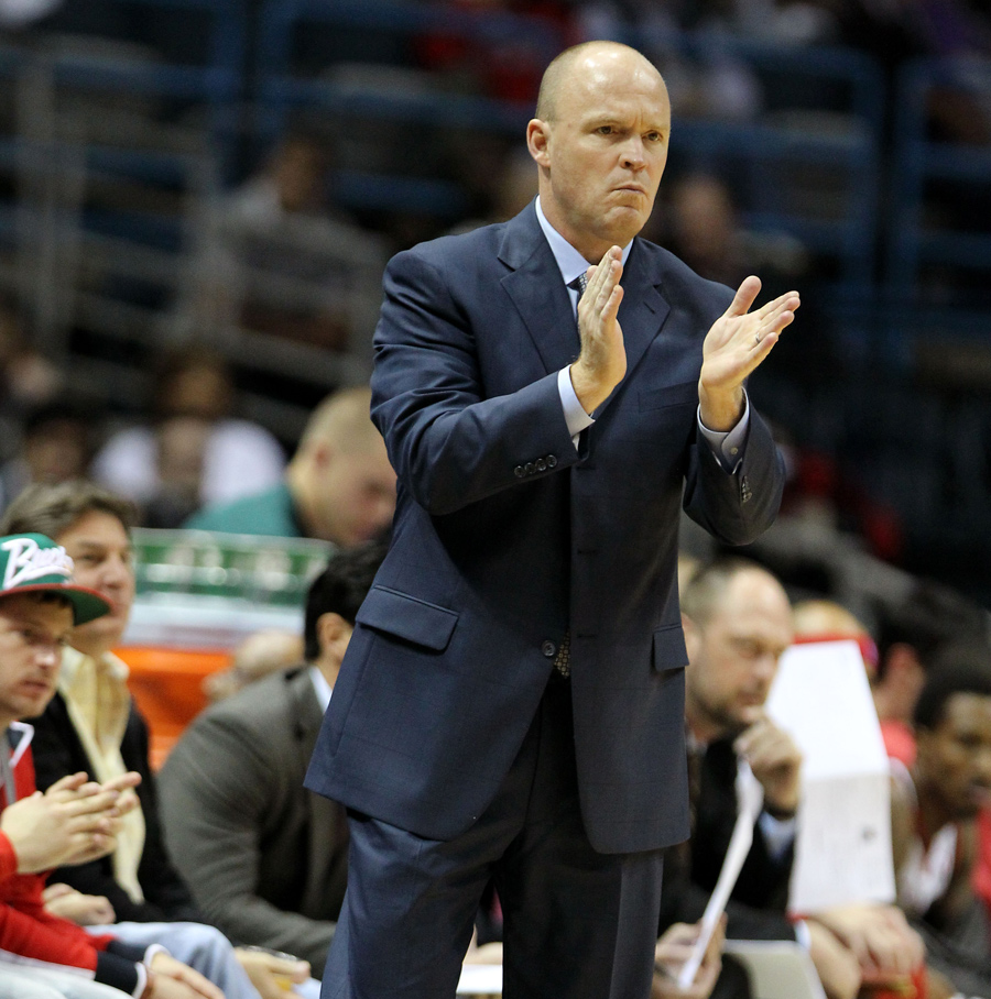Scott Skiles (Orlando Magic, seit der Saison 2015/2016)