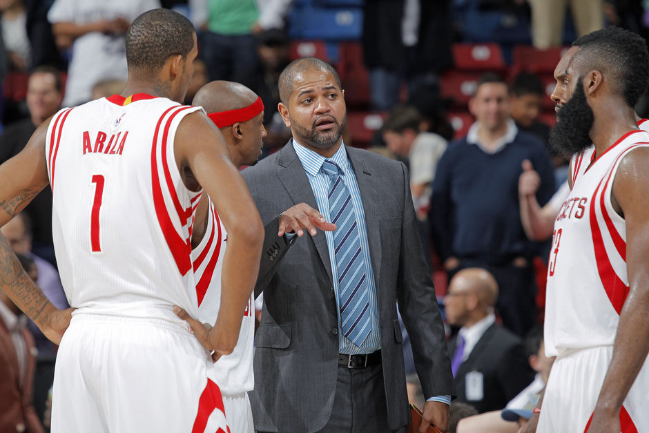 J.B. Bickerstaff (Houston Rockets, seit November 2015)