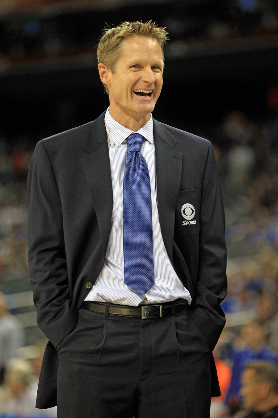 Steve Kerr (Golden State Warriors, seit Mai 2014)