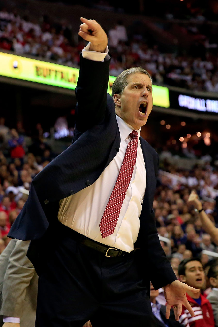 Randy Wittman (Washington Wizards, seit 2012)